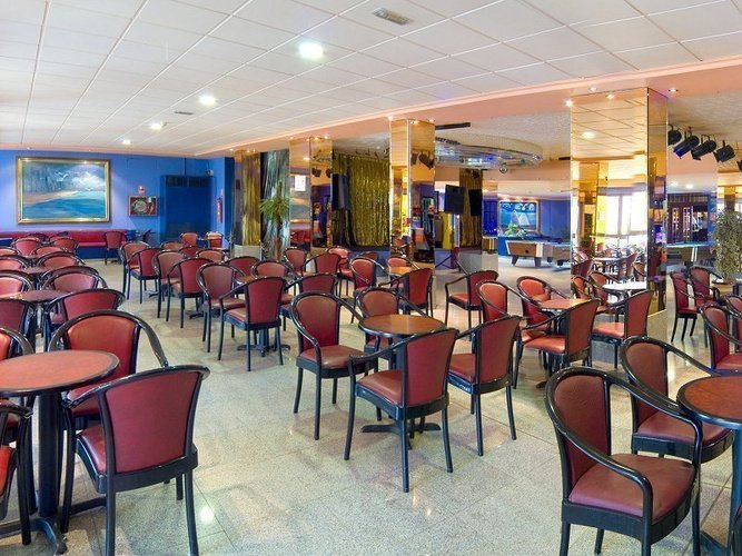 Bar hôtel magic cristal park benidorm